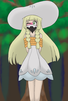 Lillie(Request) by Mrrestraint