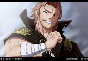 Gildarts Clive  |  FAIRY TAIL  [ 299 ] by Dragon--anime