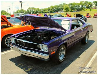 A 1975 Plymouth Duster by TheMan268