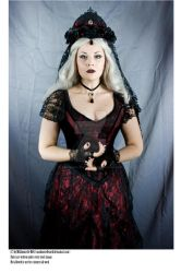 Russian Gothic Tale 003 Stock by MADmoiselleMeliStock