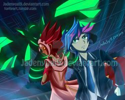 knowing the rival by jadenyugi9