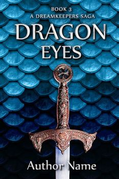 291 Dragon Breath Series Book 3 by CoverShotCreations