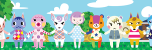 Animal Crossing by m-dugarchomp