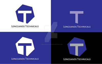 Longsands Performing Arts Technicals logo by timmoproductions