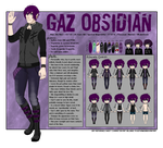 [Ref] Gaz Obsidian by Gothamed