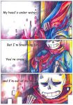 Undertale - All of me (Page 1) beginning by RoboCat-RC