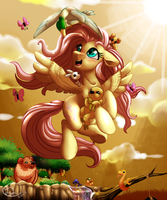 Sweetfeathers by Mimkage