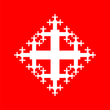 [Redesign] Swiss-army-knifed Switzerland Flag by vexilologia