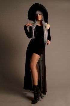 Modern Witch IV by tanit-isis-stock
