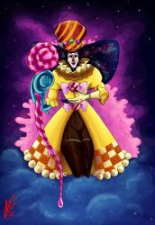 Candy Prince of the Stars by Youalahuan