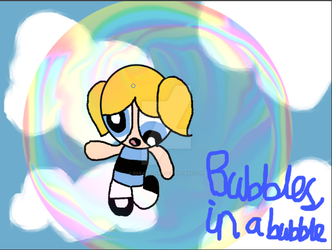 Bubbles in a Bubble by Daracoon911