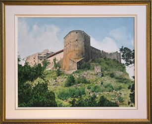 Haiti -Citadelle Laferriere by DavidDeb