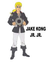 Jake Kong Jr. Jr. by RPGFamily