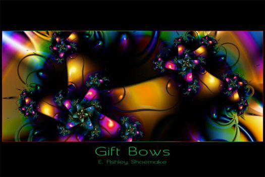 Gift Bows by Phoenixel-AB