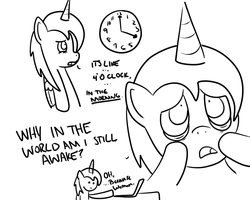 Its 4 o clock In the Morning by alexsalinasiii