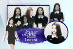[#8 PNG Pack] Jennie Blackpink by arindapusparani