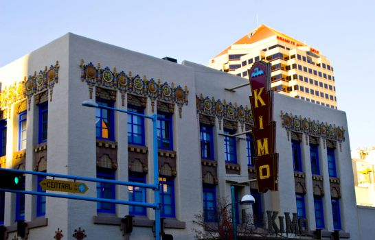 A Pueblo-Deco Picture Palace by tmulcahy