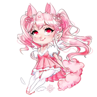 chibi commission for tearful 2/2 by FBSchin