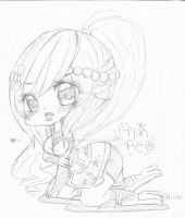 Gift for the lovely ~Yeppo-kaykay by Chibii-chii