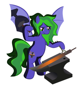 [Commission] - Tinker Hooves by Greywander87