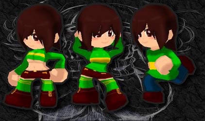 Chara(s) by M1zz43l