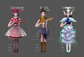 Chinese collection - adopt(set price)   open by poohdit