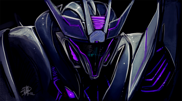 TFP Soundwave by Xainra