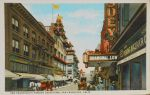 Vintage San Francisco - Grant Avenue, Chinatown by Yesterdays-Paper