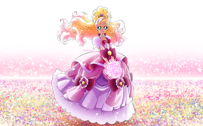 Lady of Blossoming Dreams by Rona67
