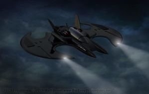 Batwing 04 by Ravendeviant