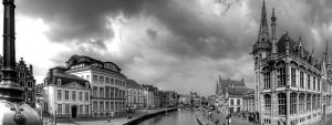 Ghent by kdiff3