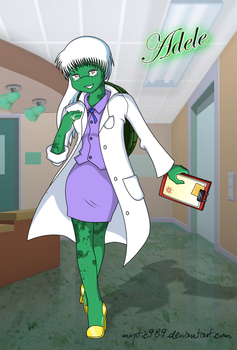 Hello I'm a doctor XD by mystic989