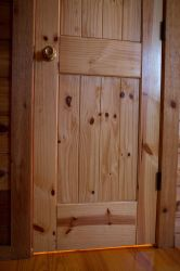 Cedar Door 2 stock by VioletBreezeStock