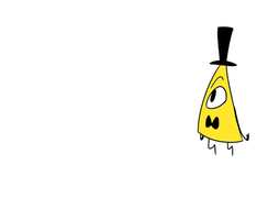 Bill Cipher animation by Whitexkitty
