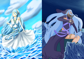 Collab Azura by LeLumy