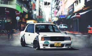Toyota Comfort GTZ Taxi by Nism088