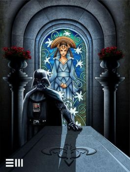 Mourning for Padme by Erik-Maell