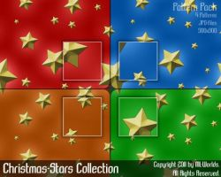 Christmas Stars Collection by ML-Worlds
