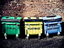 recycle by ronald007