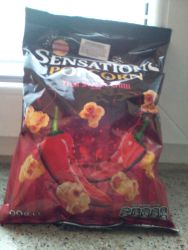 Walkers Sensations Popcorn Thai Sweet Chilli by Vex2001