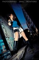 Resident Evil - Jill Valentine by ferpsf
