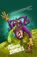 Evil Dead High Fructose Zombies by spulunk