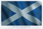 Blue Freedom by Hayter