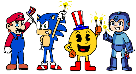 4th of July for the Heroes by Mighty355