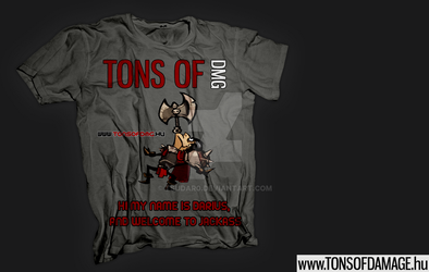 Old T-Shirt contest entry #3 by TSUDAR0