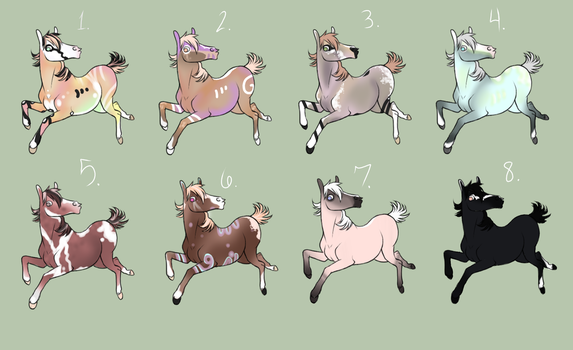 .Point Adoptables Batch5. by Desimare