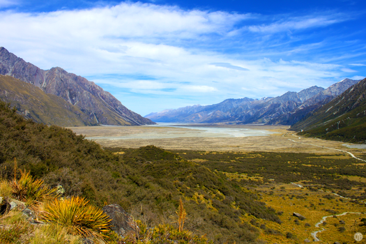 Tasman Valley 1 by MrsSpock