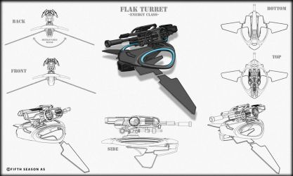 Energy Class Flak Platform Concept by Nym182
