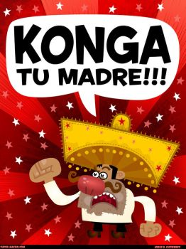 Angry Mexican by mexopolis