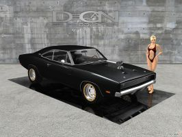 Dodge Charger RT - Custom by DecanAndersen